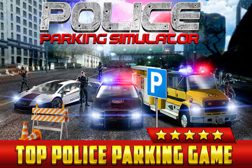 Police Parking Simulator